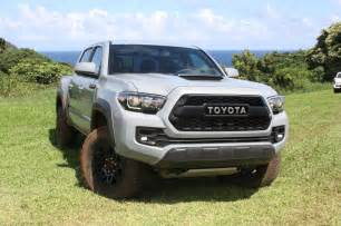 Tacoma Toyota 2017 Toyota Tacoma Trd Pro Is Ready For Any Adventure