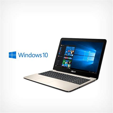 Laptop Asus Windows 10 asus f556ua ab54 nb 15 6 fhd intel i5 8gb 256g ssd windows 10 laptop gold
