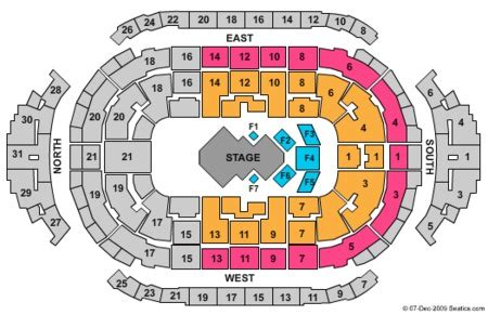 pepsi center floor plan colisee pepsi tickets and colisee pepsi seating charts