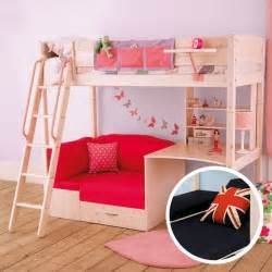 Bunk Beds For Girls With Desk by 25 Best Ideas About Bunk Bed With Desk On Pinterest Bed