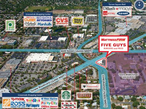 Mattress St Petersburg Fl by Net Leased Investment Property For Sale Mattress Firm