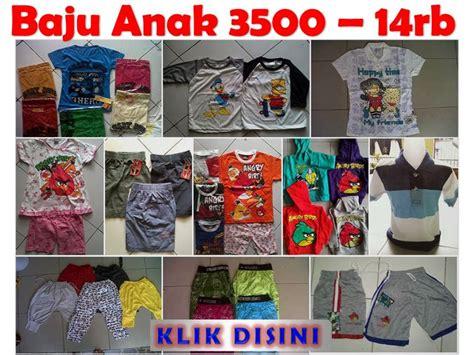 Baju Gowes Surabaya baju anak murah 5000 kata kata sms
