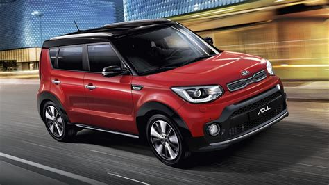 kia soul 2017 2017 kia soul gets turbo engine and equipment update