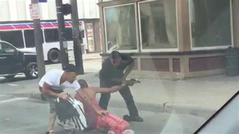 males being bobbed video horrifying cleveland robbery caught on tape youtube