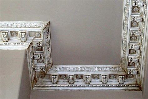 Small Corbel Egg And Dart Molding Castle Design