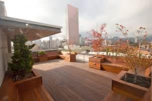Pergola Swings Rooftop Deck Home