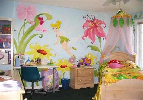 tinkerbell bedroom wallpaper tinkerbell bedroom ideas home decoration