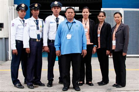criteria of a security guard in the philippines