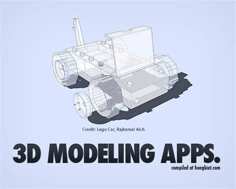 Home Design 3d Ipad App Free 25 free 3d modeling applications hard copy 3d printer