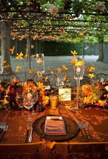 387 best Autumn Wedding   Decor images on Pinterest