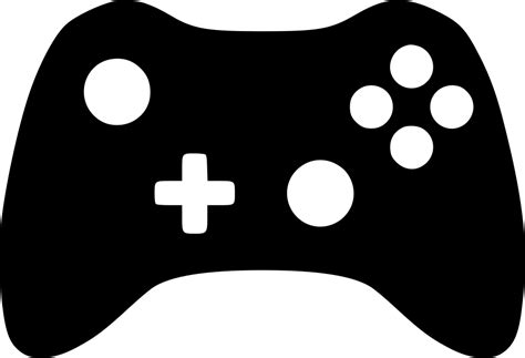 controller xbox svg png icon