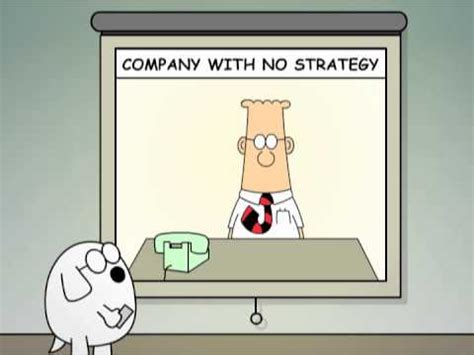 dilbert  importance  strategies youtube