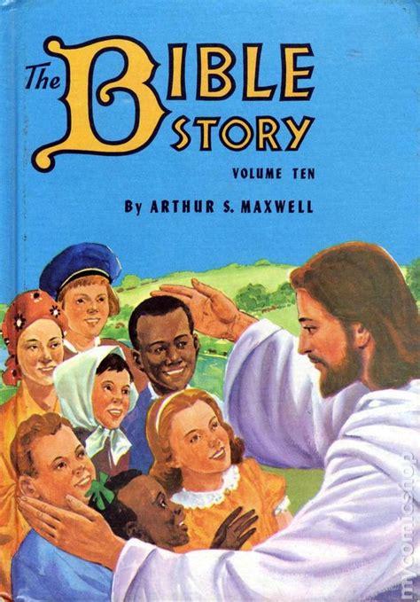 bible story hc 1953 1957 by arthur s maxwell comic books