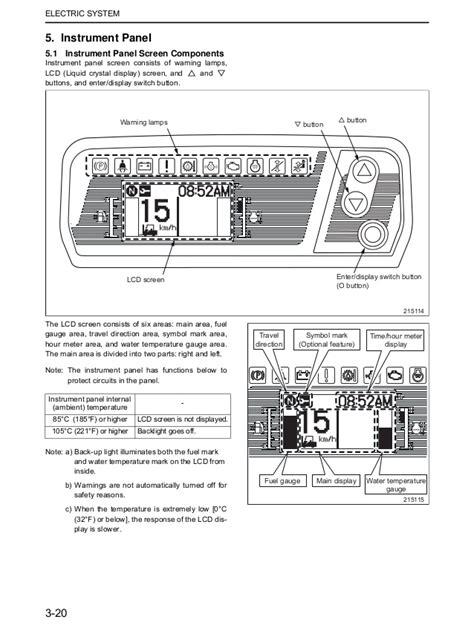 service manuals schematics 1995 mitsubishi truck instrument cluster mitsubishi fg40n forklift trucks service repair manual sn ef40 00011