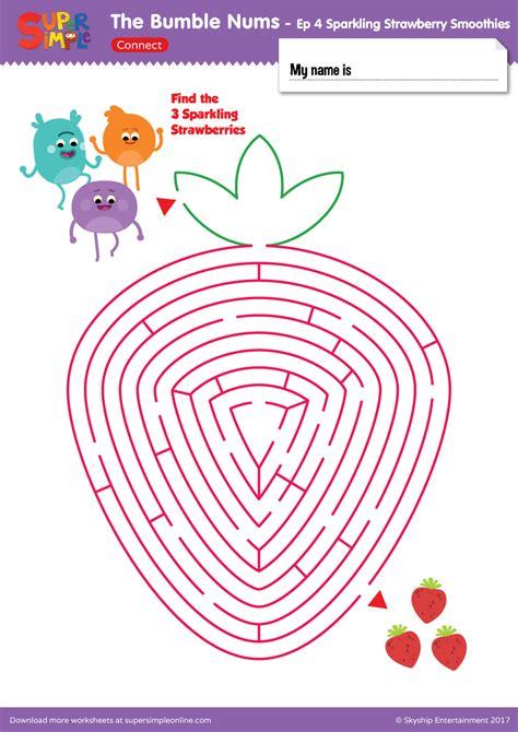bumble nums ep  maze super simple