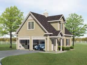 2 Car Garage Plans With Loft by Unique Two Car Garage Plan With Loft Garage Plans With