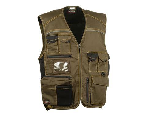 working vest cofra expert work vest v016 mammothworkwear