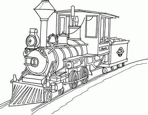 imagenes para colorear un tren dibujos de trenes para pintar colorear im 225 genes