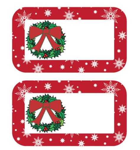 printable round christmas gift tags 7 best images of retirement labels template free printable