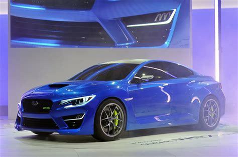 Subaru WRX Concept hints at big performance, offers few