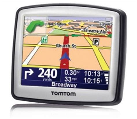 tomtom one navigatiesysteem tomtom home