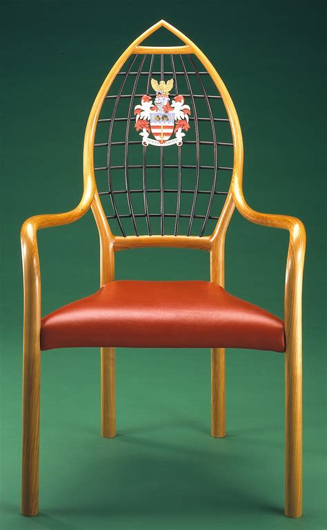 Furniture Builder by Makepeace Furniture Designer And Maker Herald Chair