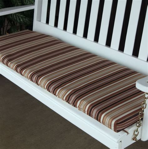 55 inch outdoor bench cushion outdoor bench cushion 55 inch home design ideas