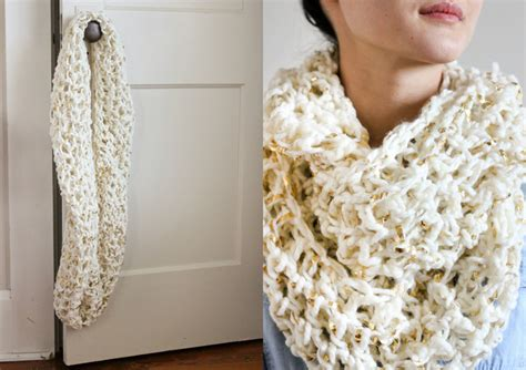 pattern for thick yarn scarf free crochet scarf patterns using bulky yarn crochet and