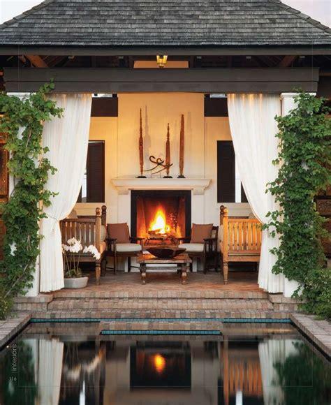 Cheminee Exterieur by Chemin 233 Es Ext 233 Rieures Id 233 Es Pour Jardin Terrasse Et Balcon
