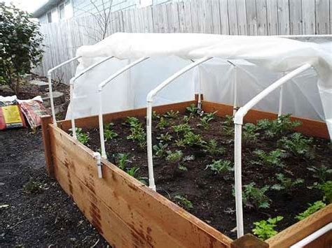 How To Build A Raised Bed Garden Frame How To Make A Cold Frame For A Raised Garden Bed