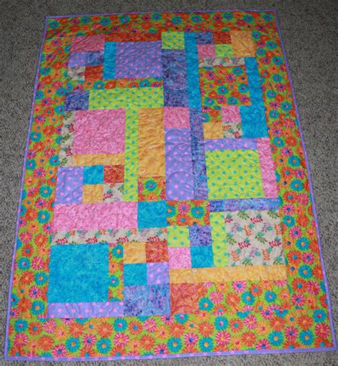 Colorful Patchwork Quilt - thing colorful patchwork quilt crib wall