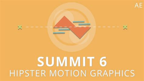 tutorial motion design after effects summit 6 hipster motion graphics after effects youtube
