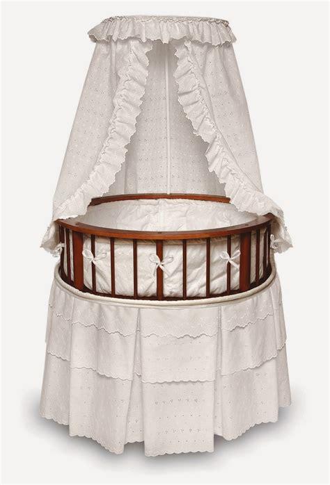 baby bassinet bedding modern round baby cribs