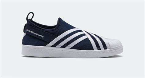Adidas Nmd Slipon the white mountaineering x adidas superstar slip on drops