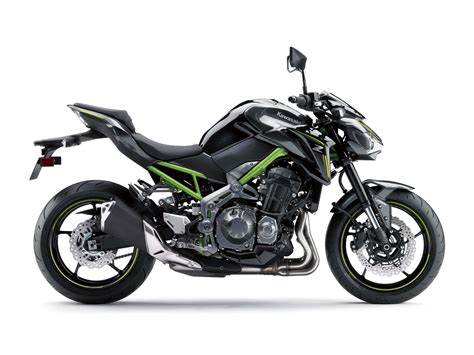 Kawasaki Z by The Z800 Becomes The 2017 Kawasaki Z900