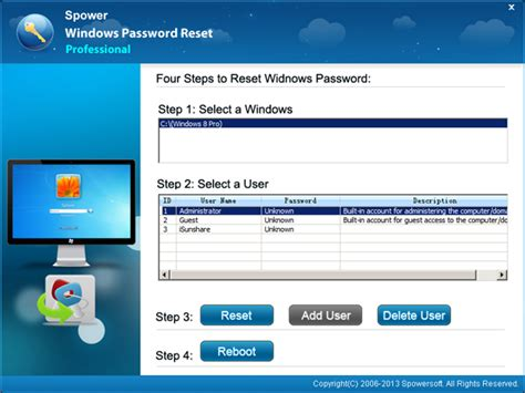 hp resetting your pc 1 how to reset windows 8 password quickly and easily
