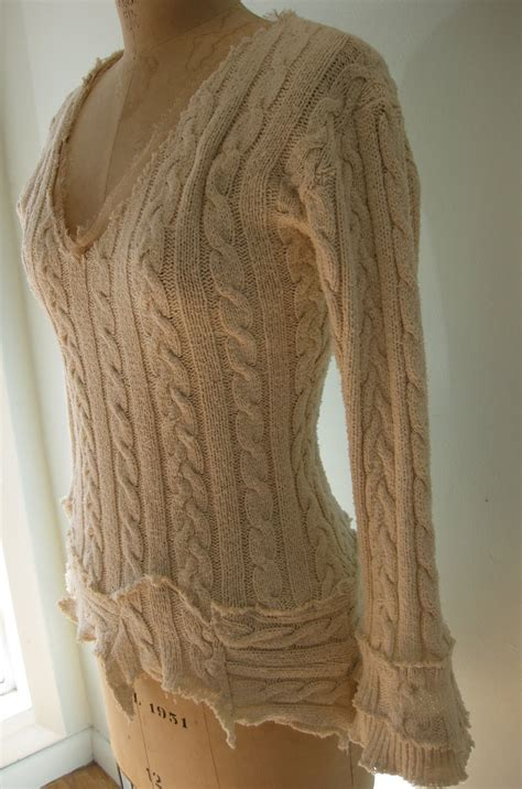 how to upcycle sweaters mer upcycling sweaters