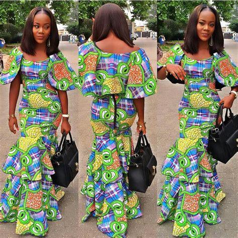 kamdora latest styles 2016 2016 aso ebi ankara gown styles archives trensty