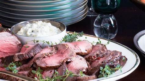 horseradish sauce for beef creamy horseradish sauce roast beef