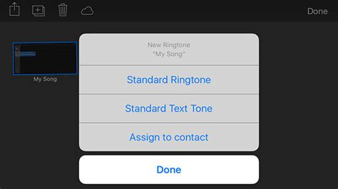 Garageband Ringtone Iphone How To Set Any Song As An Iphone Ringtone Without Itunes