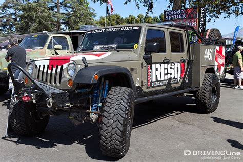 Field Jeep Service Jeep Debuts Seven New Concept Vehicles At Easter Jeep