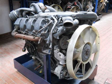 Gebrauchte Lkw Motor by Used Mercedes Actros Engines For Sale Mascus Usa
