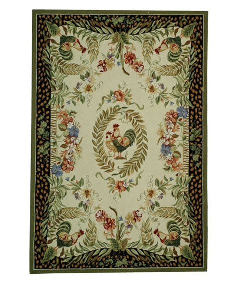 Rooster Area Rugs Safavieh Chelsea Hk92a Rooster Hen Area Rug Area Rugs At Hayneedle