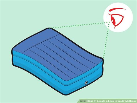 How To Stop Air Mattress From Leaking by The Best Ways To Locate A Leak In An Air Mattress Wikihow