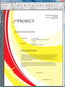 Annual Progress Report Template educational grant sample proposal