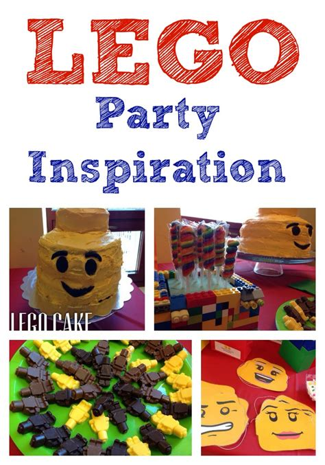 Awesome  Ee  Lego Ee   Cake And  Ee  Lego Birthday Party Ideas Ee