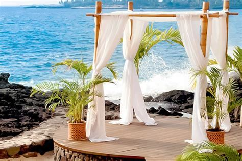 Royal Kona Resort Wedding Venues   Hawaii.com