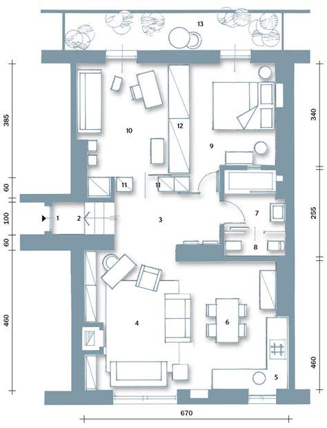 pianta casa pianta di una casa di 80 mq idee creative di interni e mobili