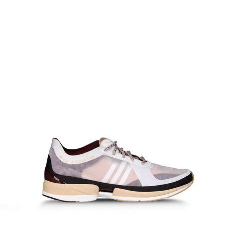 Shopping Stella Boots By Twenty Two Shoes by Stella Mccartney Stella Adizero Ii Shoes In White Sand