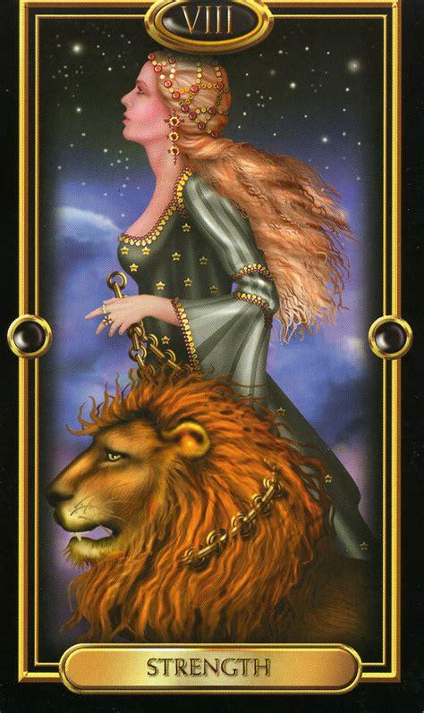 Tarot 8 Strength 8 strength intuitive tarot advisor